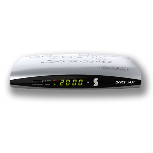 HD DIGITAL SET TOP BOX WITH RECORD FUNCTION VIA USB and Learning Remote