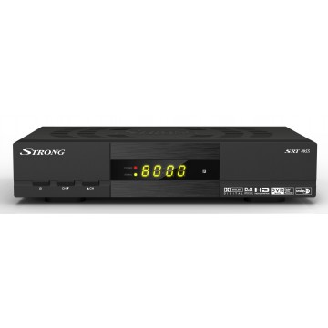 HD DVB-S2, Card Reader,RF Modulator, with DVR Ready