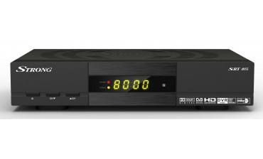 Strong announces Brand new Satellite Receiver - SRT 4955