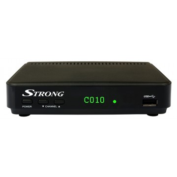 HD Digital Set Top Box with Record Function via USB