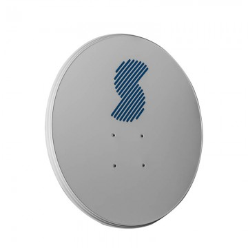 Ku-Band Satellite Dish with Mount  - 80cm (local Pick up only)