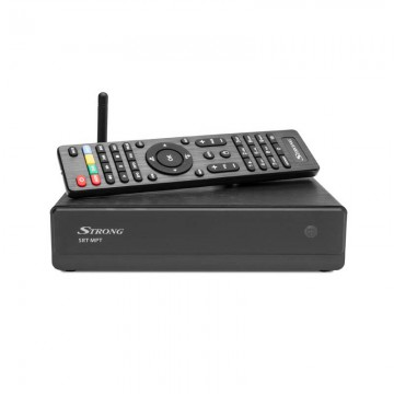 Dual Core HD Media Player + HD Digital TV Tuner with Record Function via USB