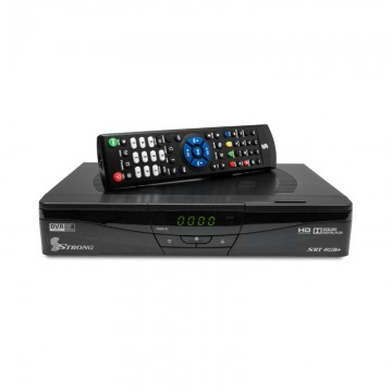 MPEG4, DVBS-2, HD, Card Reader,RF Modulator, LAN, IPTV Capable, with DVR Ready