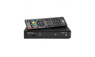 STRONG MPEG4 Television Broadcast Compliant Set top boxes and DVRs