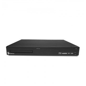 Multiregion BluRay Player + Twin Tuner, 500GB Hard Drive